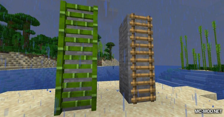 Ladder API mod for Minecraft (13)
