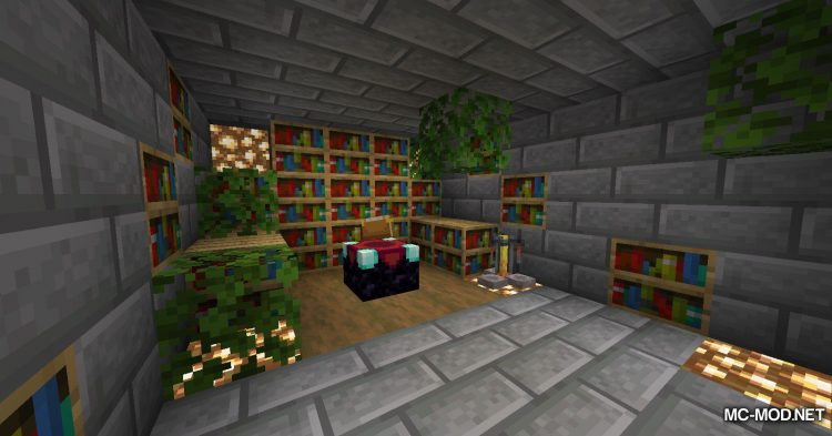 Mend Trend mod for Minecraft (9)