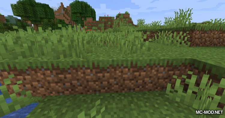 More Layers mod for Minecraft (12)