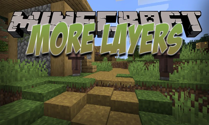 More Layers mod for Minecraft logo