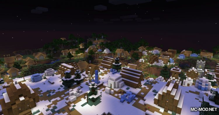 Over Populated mod for Minecraft (12)