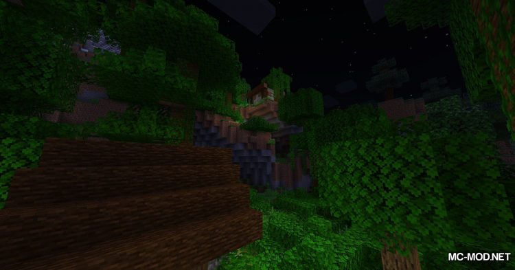 Over Populated mod for Minecraft (7)