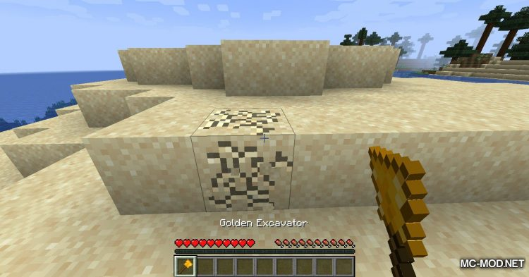 Practical Tools mod for Minecraft (11)