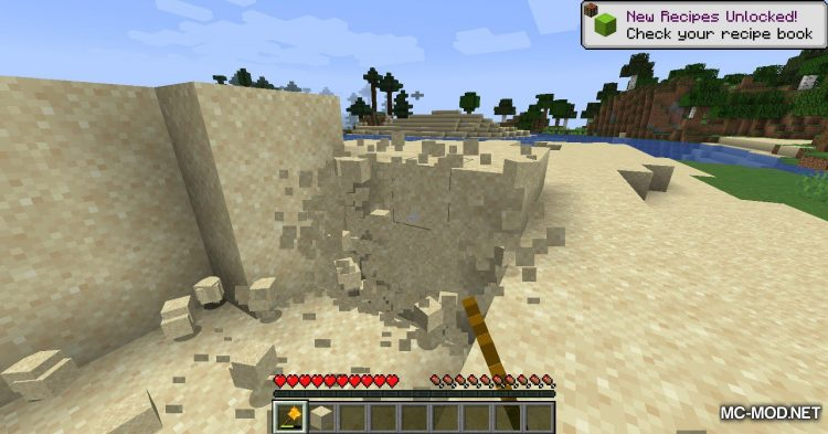 Practical Tools mod for Minecraft (12)