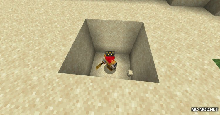 Practical Tools mod for Minecraft (13)