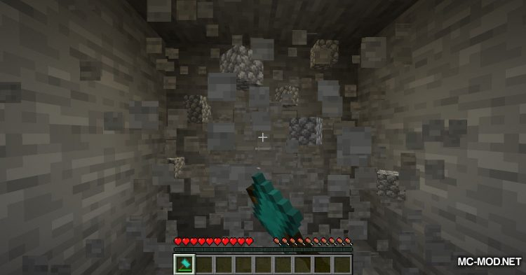 Practical Tools mod for Minecraft (16)