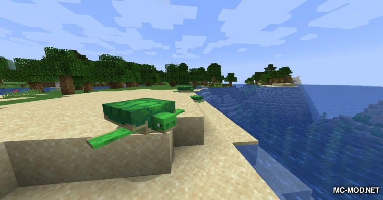 Practical Tools mod for Minecraft (4)