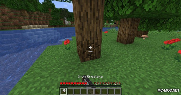 Practical Tools mod for Minecraft (6)