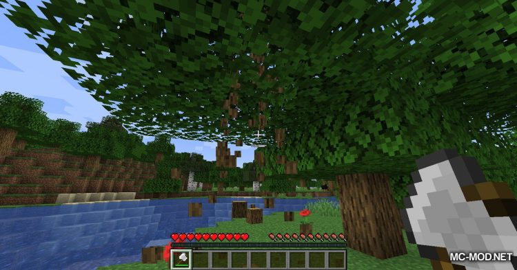Practical Tools mod for Minecraft (7)