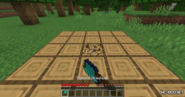 Practical Tools mod for Minecraft (8)