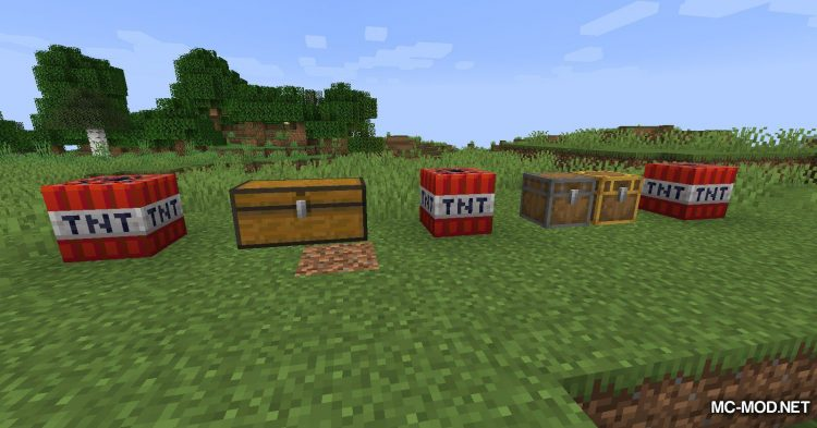 Reinforced Storage mod for Minecraft (12)