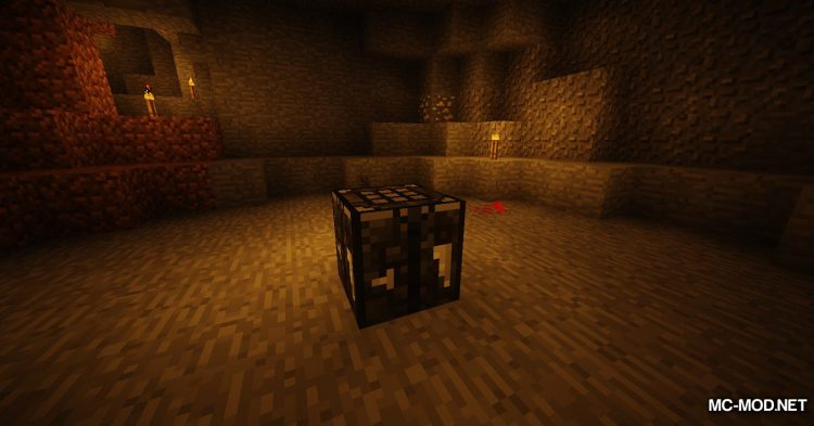Stone Crafting Table mod for Minecraft (8)