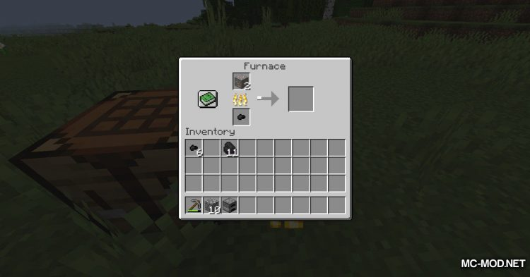 Tiny Fuel mod for Minecraft (10)