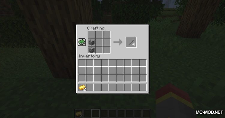 Tool Builder mod for Minecraft (2)