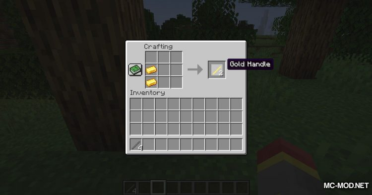 Tool Builder mod for Minecraft (3)