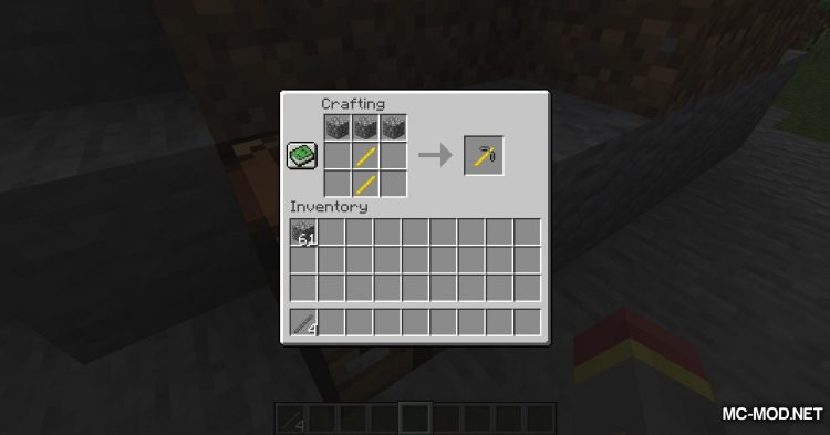 Tool Builder mod for Minecraft (4)