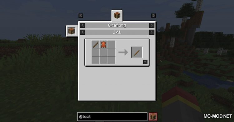 Tool Builder mod for Minecraft (9)