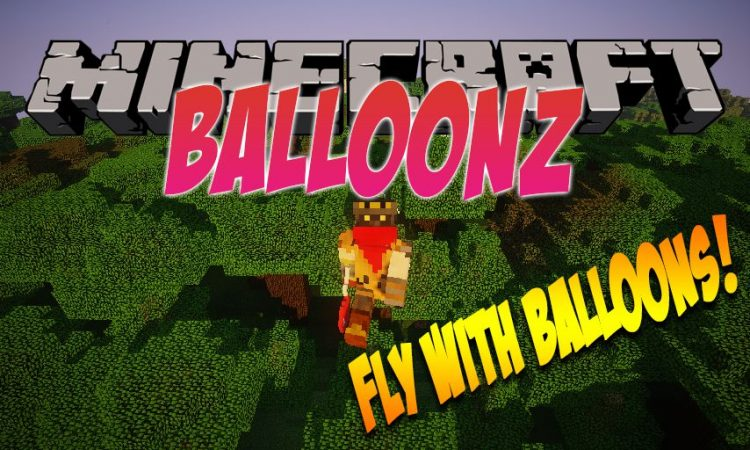 BalloonZ mod for Minecraft logo