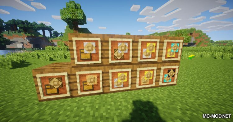 Better Crates mod for Minecraft (13)