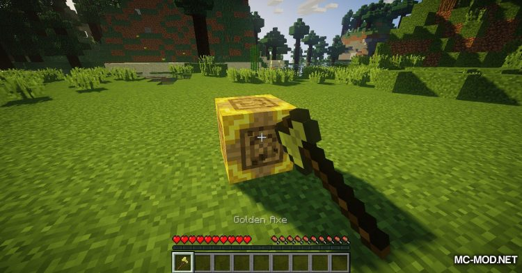 Better Crates mod for Minecraft (15)