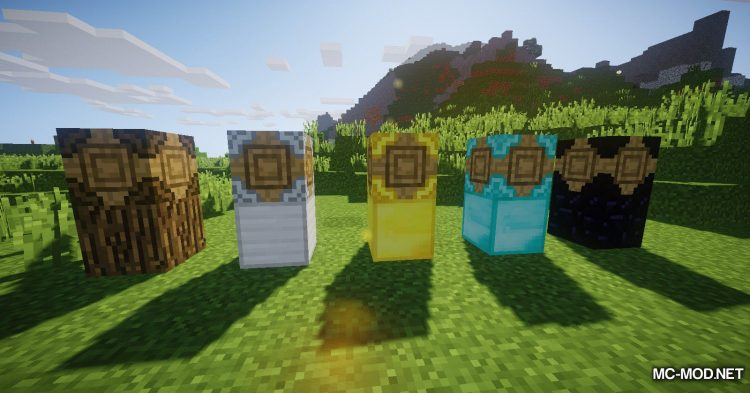 Better Crates mod for Minecraft (17)