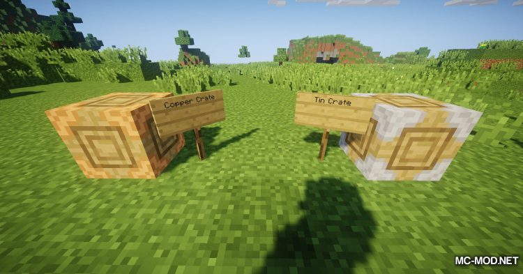 Better Crates mod for Minecraft (18)