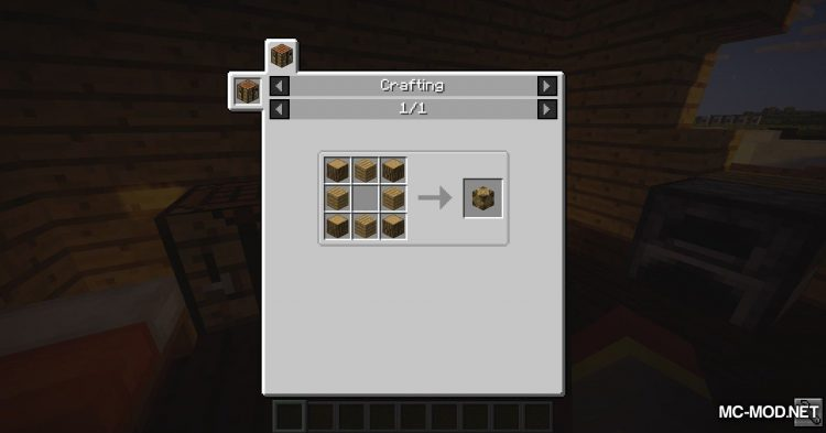 Better Crates mod for Minecraft (3)