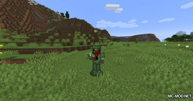 Bouncy Life mod for Minecraft (14)