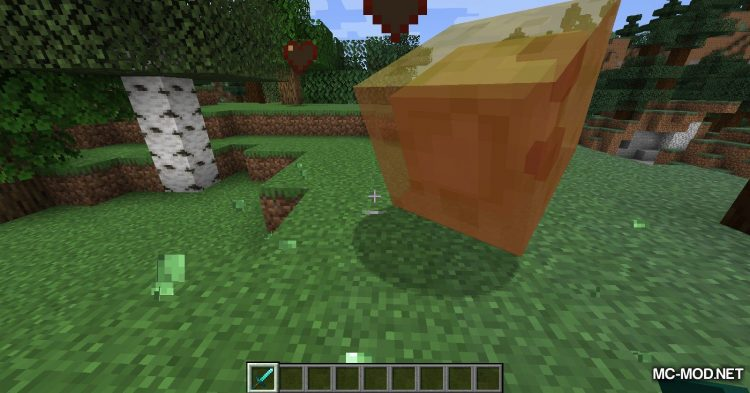 Bouncy Life mod for Minecraft (3)