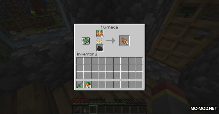 Carrots mod for Minecraft (12)