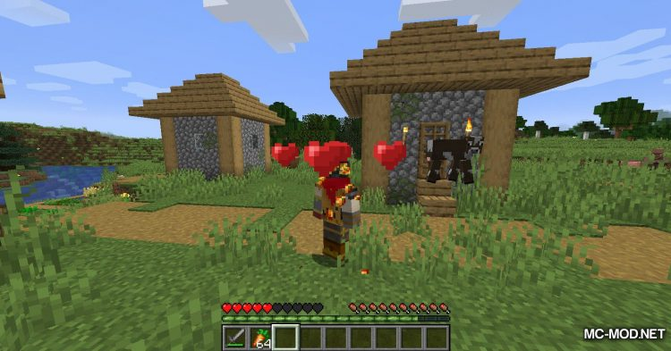 Carrots mod for Minecraft (15)