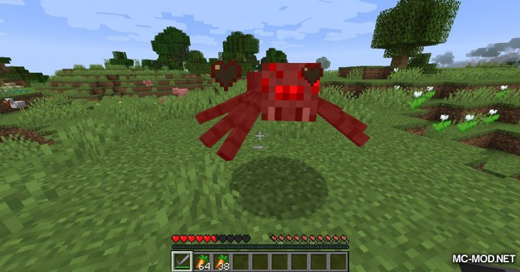 Carrots mod for Minecraft (6)