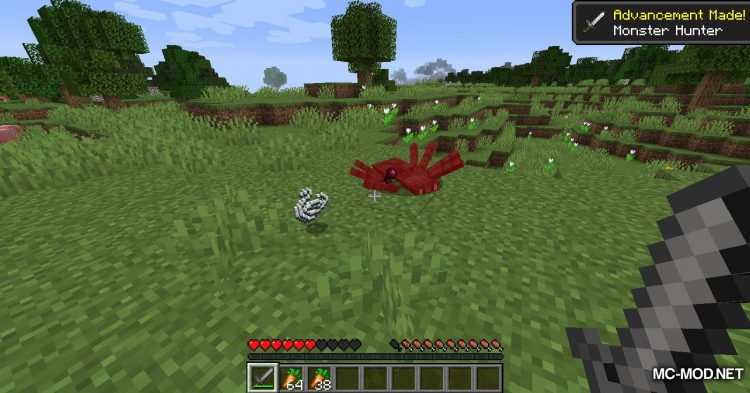 Carrots mod for Minecraft (7)