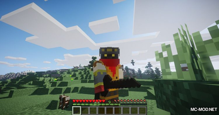 DivineWeapon mod for Minecraft (12)