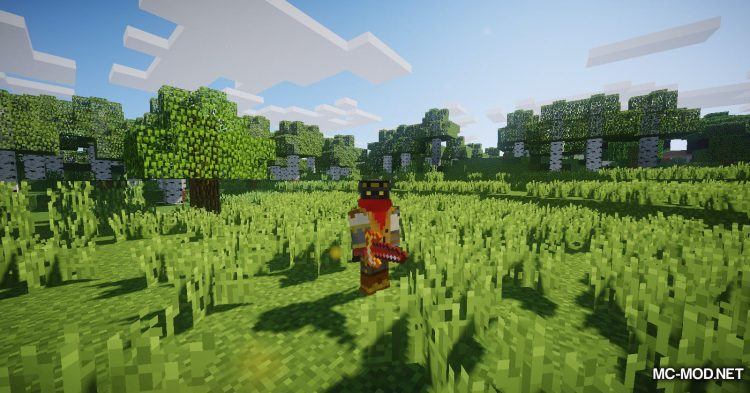 DivineWeapon mod for Minecraft (23)