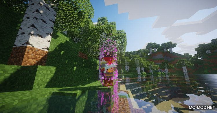 DivineWeapon mod for Minecraft (5)