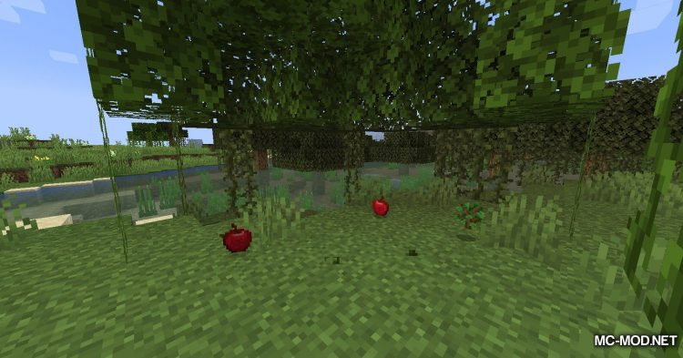Enchanted Golden Apple Crafting mod for Minecraft (4)