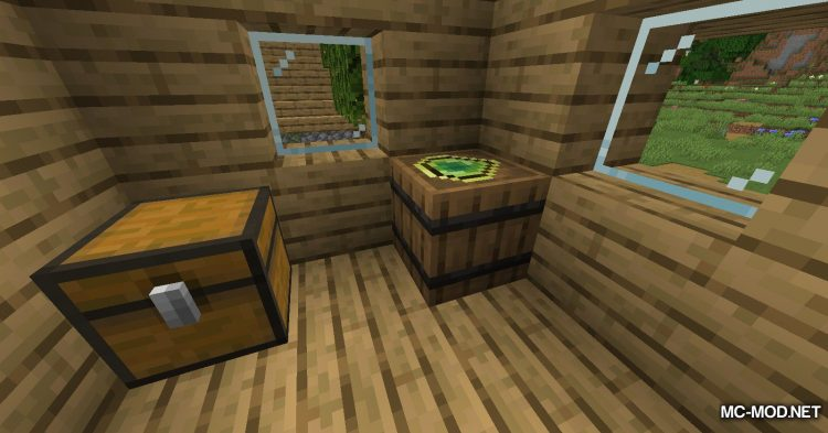 Experience Container mod for Minecraft (8)