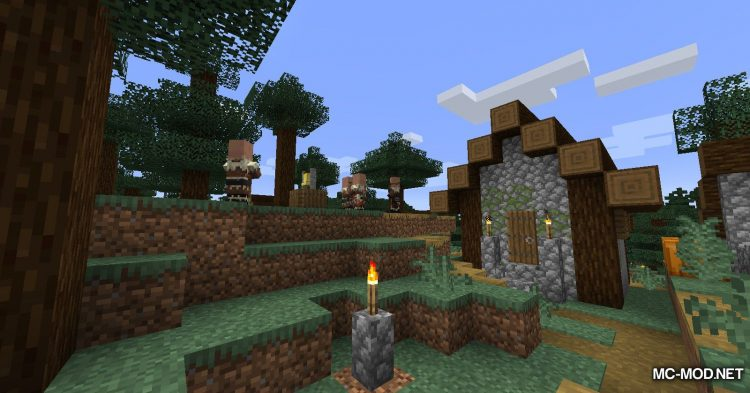 Hunger Remover mod for Minecraft (8)