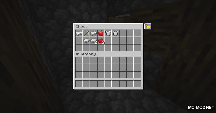 Inventory Sorting mod for Minecraft (6)