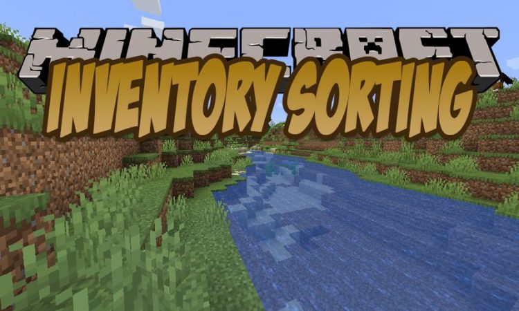 Inventory Sorting mod for Minecraft logo