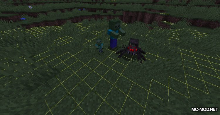 Light Overlay mod for Minecraft (10)
