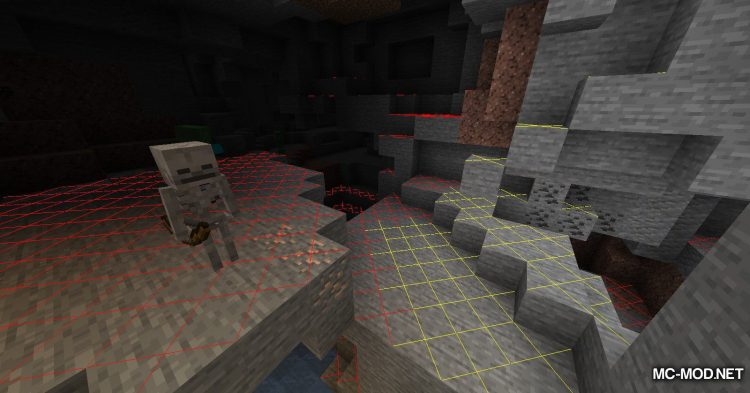 Light Overlay mod for Minecraft (12)