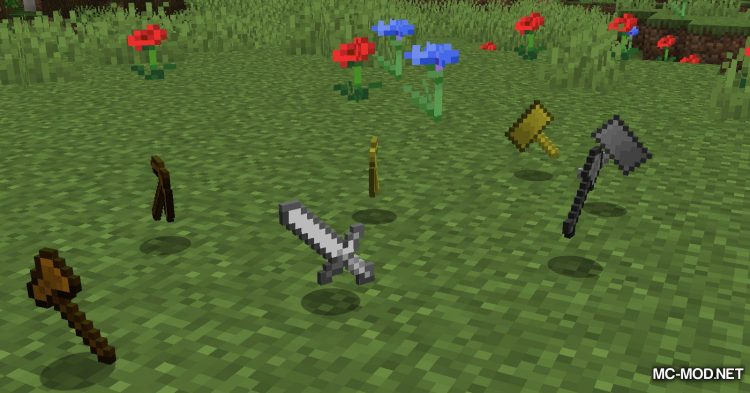 Materialisation mod for Minecraft (21)
