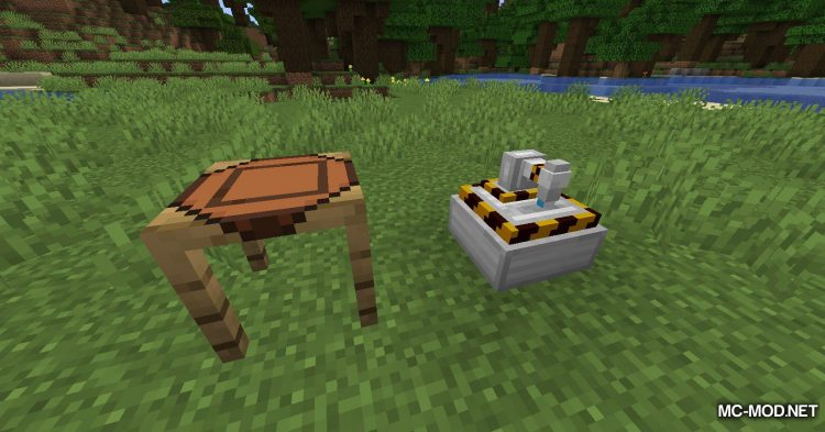 Materialisation mod for Minecraft (4)