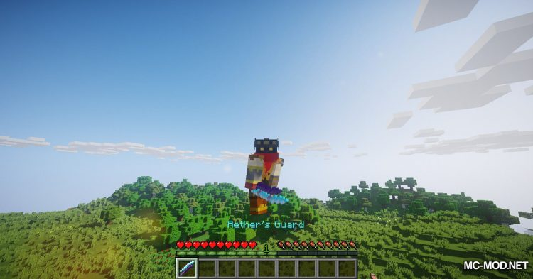 More Swords Legacy mod for Minecraft (10)