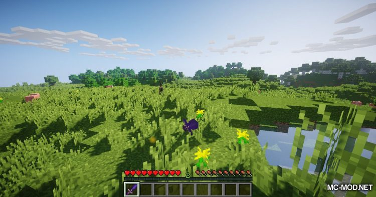 More Swords Legacy mod for Minecraft (17)