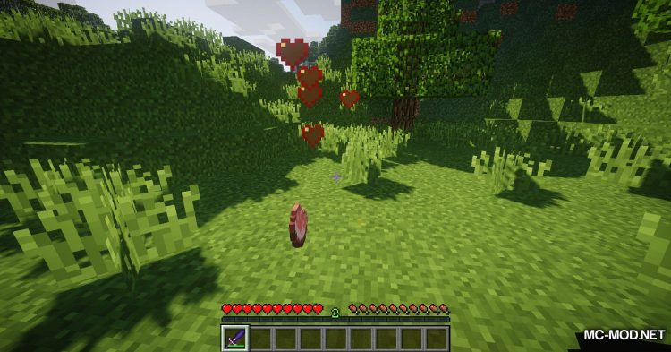 More Swords Legacy mod for Minecraft (19)