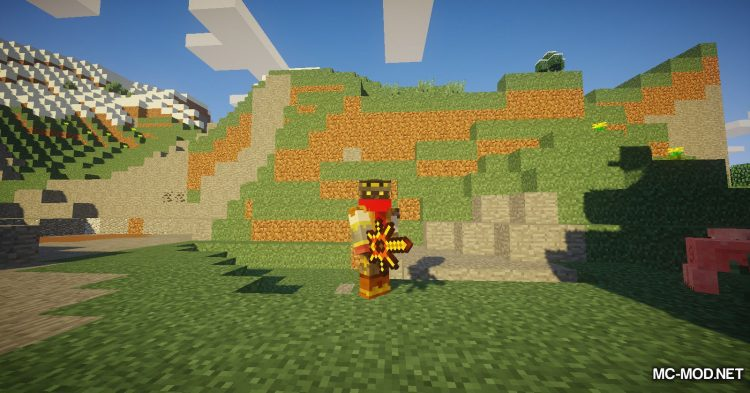 More Swords Legacy mod for Minecraft (3)