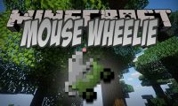 Mouse Wheelie mod for Minecraft logo